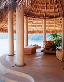 Las Alamandas Luxury Resort , Location: Pacific Coast of Mexico.