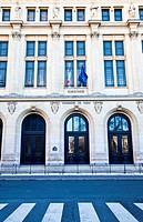 Paris _ Sorbonne University Entrance