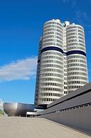 BMW, Munich, BMW Museum, BMW Headquarters, Bavaria, Germany