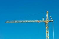 Arrow of the tower crane