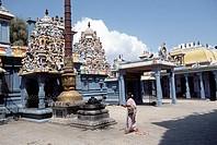 Vedapureeswarar temple in Pondcherry,Puducherry, Union Territory of India