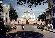 Cathedral of Our Lady Immaculate Conception,Roman Catholic - Latin Rite, Pondicherry,Puducherry, Union Territory of India