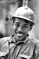 Bumi Putra native construction worker in Kuala Lumpur Malaysia