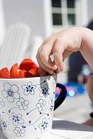 Stealing Strawberries