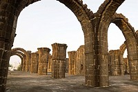 Bara Kaman is the unfinished mausoleum of Ali Adil Shah built in 1672  The mausoleum has 12 beautiful arches, hence the name Bara Kaman  It was previo...