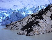 Grey Glacier 1, Patagonia, Chile