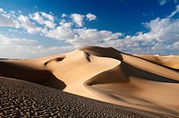 Dunes of the Great Sand Sea, Siwa, Egypt
