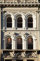 Ornate Facade Of A Building, Cork City, County Cork, Ireland