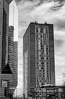 Buildings, Paris , France