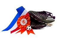 Football madness of Holland