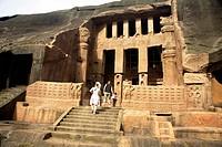 Cave NO. 3 ; Badami ; Karnataka ; India