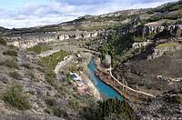 Jucar gorge, Cuenca, Spain