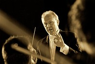 Conducting with a Baton