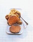 Stuffed pork stomach with sauerkraut