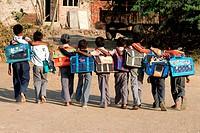Young boys , Amreli , Gujarat , India