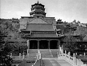 Summer Palace in 18th century,Beijing,China