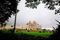 Mysore palace , Karnataka , India