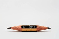 Bleistift 2012