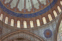 Sultan Ahmed Mosque, Blue Mosque, Istanbul, Turkey
