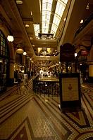 Queen Victoria Building interior, Sydney, New South Wales, Australia