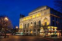 Theatre de la ville, Paris, Ile de France, France
