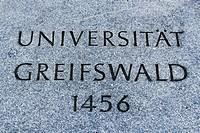 University Greifswald