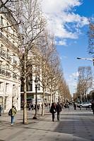 Champs Elysees, Paris, France, Western Europe