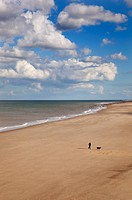 Winterton Beach Norfolk September