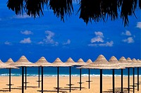 Almaza Beach design by Mrs Dora El Chiaty, Marsa Matrouh, Egypt