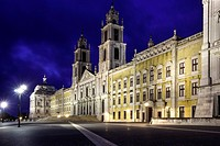 Mafra National Palace.