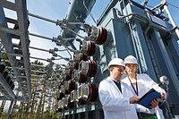 Electrical Substation. Ingrid. Testing and Certificates Services for Smart grids. Certification of electrical equipment. Technological Services to Ind...