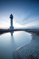 Punta del Fangar, Natural Park of Delta de l'Ebre, Tarragona, Spain.