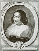 Maria Van Reigersbergh (1589-1653. In 1608, at the age of 18 she married Hugo the Great.