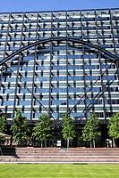 Exchange House Broadgate City of London.