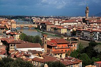 Florence, Tuscany, Italy, Europe . - Florenz, Toskana, Toscana, Italien, 20/04/2005