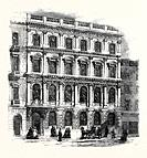 The Mutual Life Assurance Society Offices, King Street, Cheapside