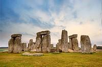 Stonehenge, Amesbury, Wiltshire, England, United Kingdom.