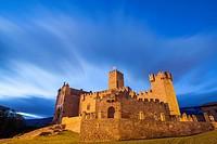 Castle of Javier, Santuary of Javier, Javier, Navarra, Spain.