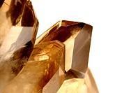 Smokey Quartz crystals.