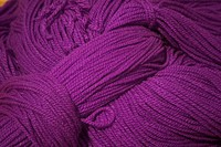 Purple wool background