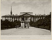 The Michael Palace in Saint Petersburg.