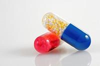 medicine drugs pills shoot in studio.