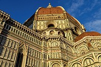 duomo of Florence in Italy