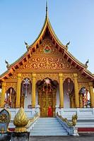 Wat Nong Sikhounmuang in Luang Prabang, Laos