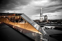 The Shard, built in 2012 and standing 306 meters tall, the Shard is currently the tallest building in the European Union and a new London attraction. ...