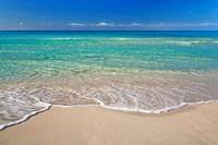 Es Trenc beach, Ses Salines area, south of Majorca, Balearic islands, Spain.