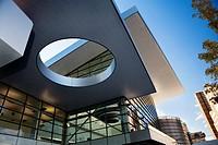 The Colorado Convention Center in Denver, Colorado.