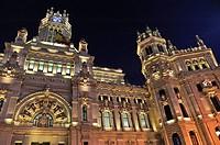 City Hall, Madrid, Spain