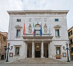 Gran teatro la Fenice in Venice Italy