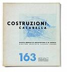 Casabella, No. 163, July 1941 - XIX, 20th century, Arnoldo Mondadori Editore, Editoriale Domus, Milan, 28 x 31 cm. Whole artwork view. On a white back...